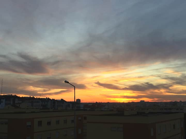 Seixal Sights Lisbon