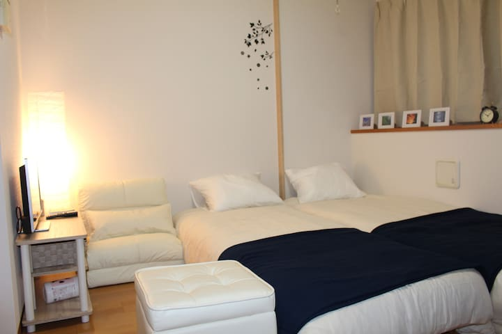 New! TokyoSta8mins! NearbyGinza! - Chūō-ku - Apartment