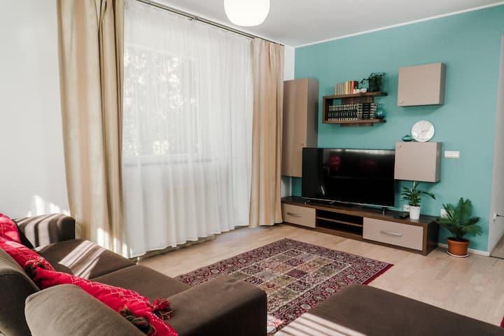 Apartament confortabil pentru o vacanta linistita