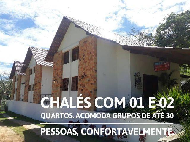 Chalé Serra Linda, em Bananeiras.