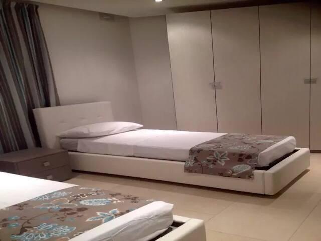 D Cliff standart bedroom