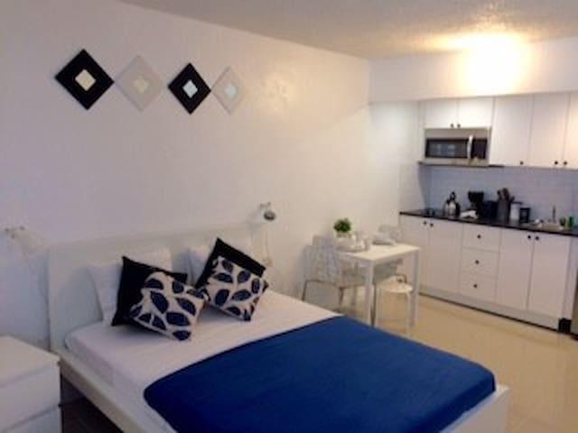 AMZING STUDIO COCONUT GROVE - 713 - Miami - Apartment