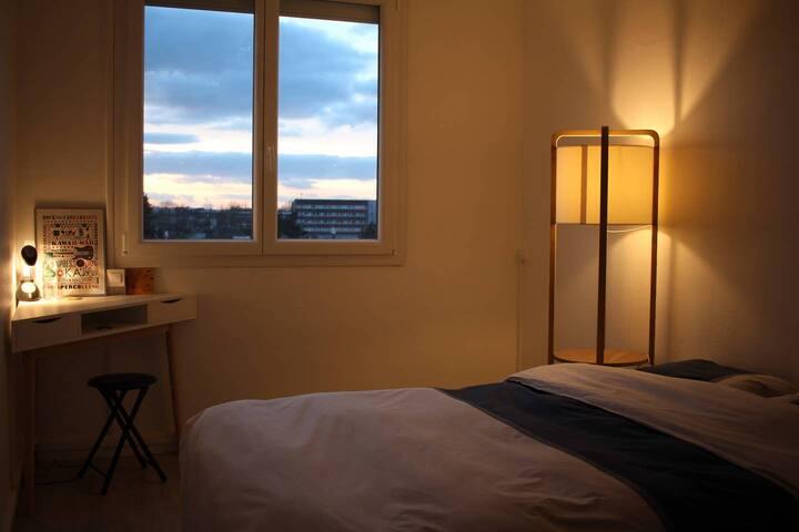 Appartement lumineux et aérien à Amiens SUD