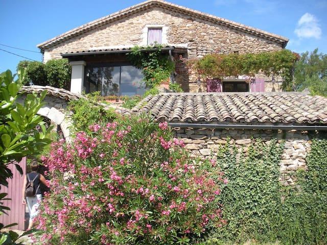 Mas de géala, maison typique de l'Ardèche