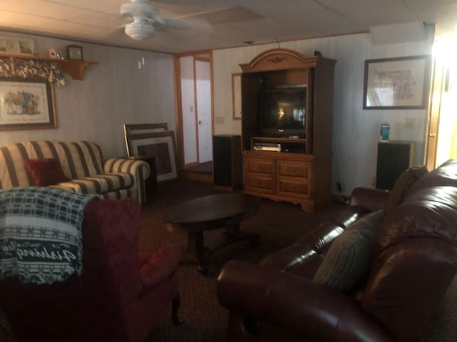 Southern charm lower level Apartment