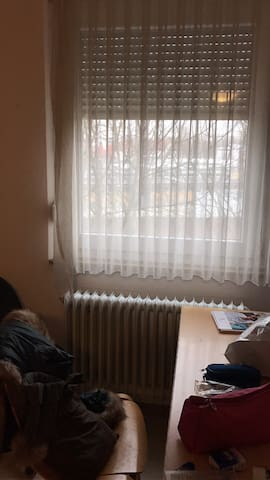 Quiet Single Apartment with a view - Mannheim - Daire