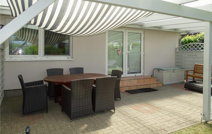 Holiday cottage with 1 bedroom on 42m² in Insel Poel/Timmendorf