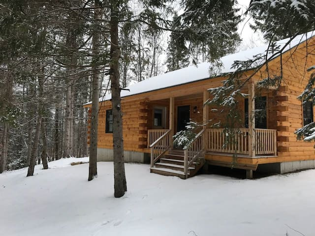 The Ausable- Slopeside Ski Chalet
