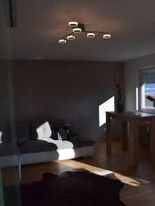 Top-Lage-Wohnung mit Panorama-Blick - Innsbruck - 아파트
