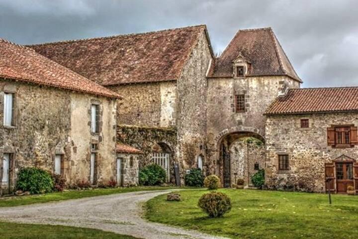 Les cottages du Château de Dompierre