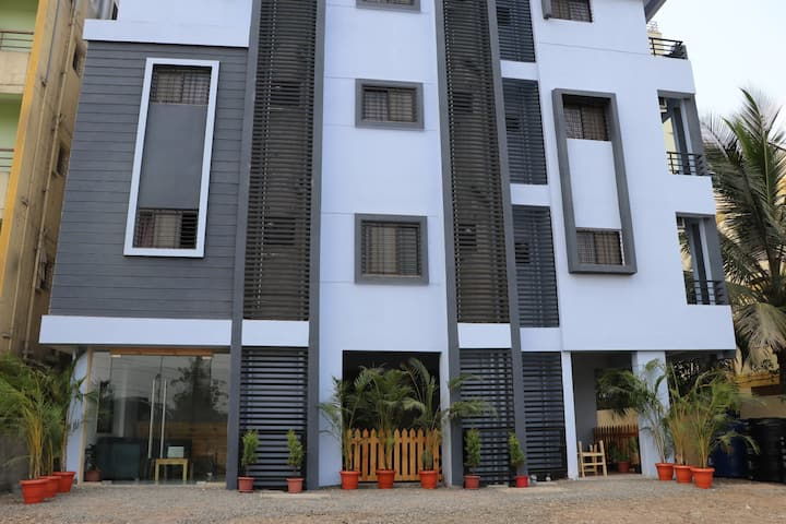 Fully Furnished ServiceApartment In Hinjewadi