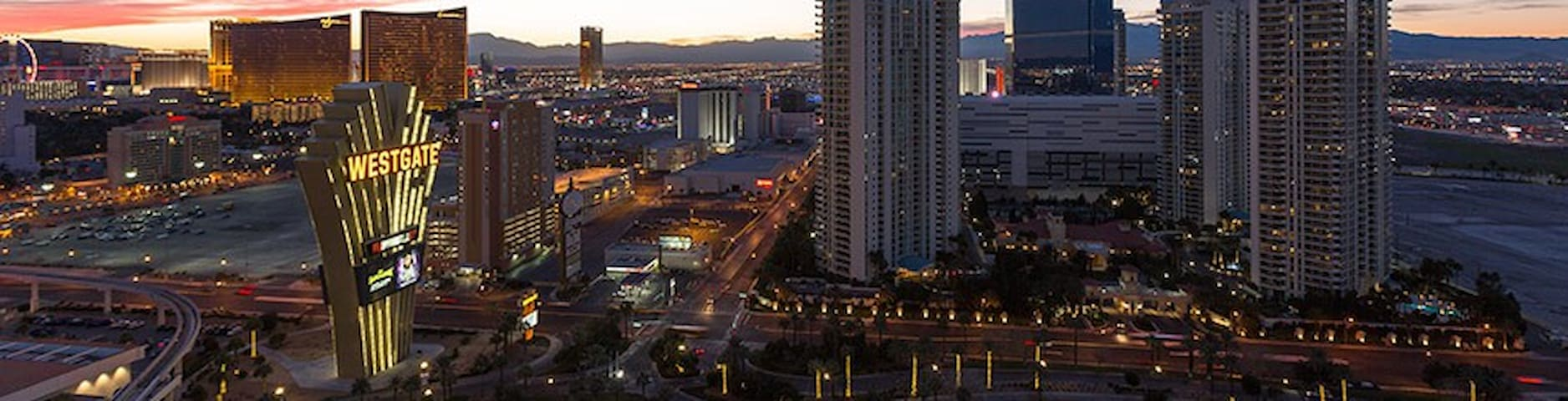 Las Vegas Resort & Casino! Right off Strip!