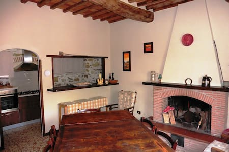 Casale Baldisseri - Lucca - Hus