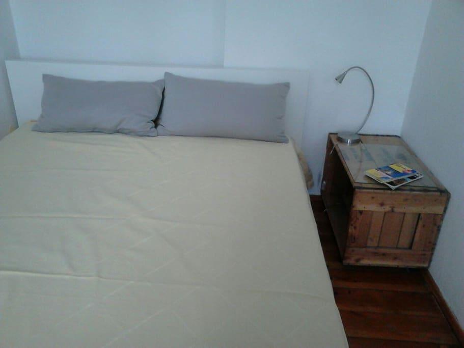 Eigenes Schlafzimmer