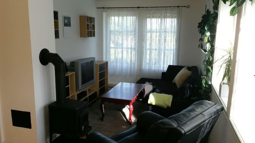 Übernachten in Vestgaarden - Apartment 60 m2 - Vanse - Appartement