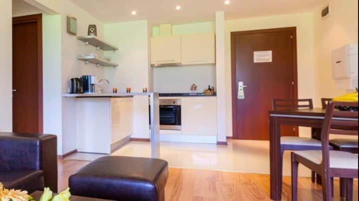 Едноспален апартамент/Private onebedroom apartment