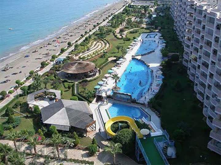 Mersin'in en güzel denizi-en güzel sitesi
