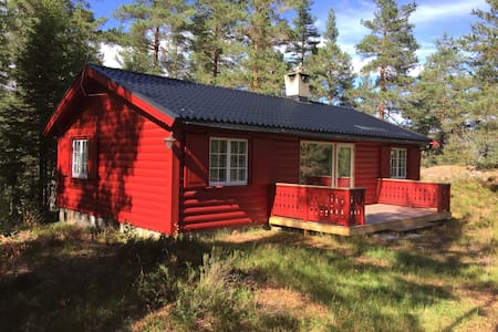 Bråtakollen Cabin, Brekkebygda, Sokna, Norway