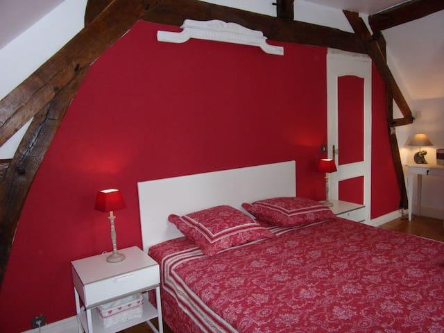 La Chaumière de Beaumont   Meublé de tourisme 3*** - Beaumont-Village - Natuur/eco-lodge