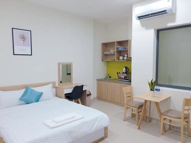 APARTMENT Da Nang. Welcome to our warm home