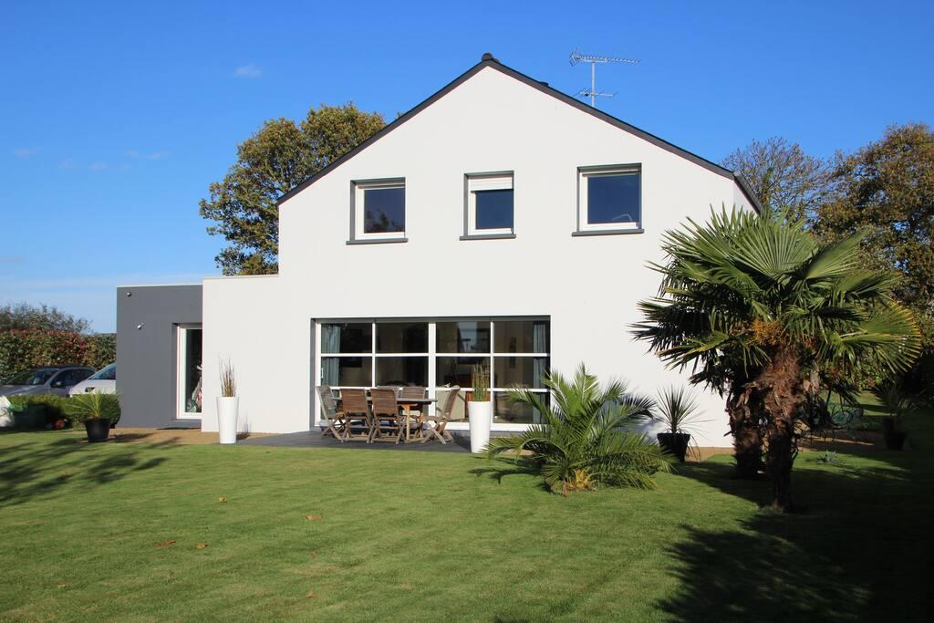 location maison pordic maisons louer pordic bretagne france. Black Bedroom Furniture Sets. Home Design Ideas