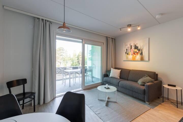 Local Nordic Apartments - Calm Stork