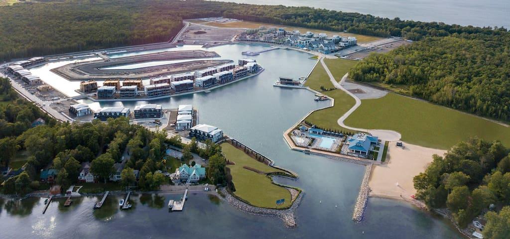 Friday Harbour Resort Condo