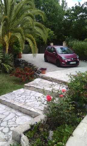 Chambre d'hôtes dans villa à Contes - Contes