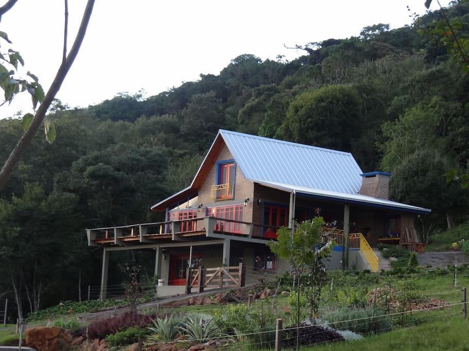 Casa de acolhimento