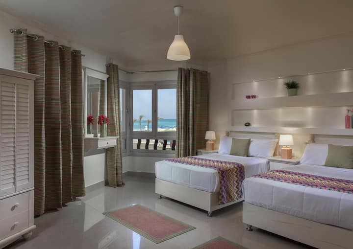 استمتع باحلى الاوقات فى فندق ميراج سيدى عبد الرحمن