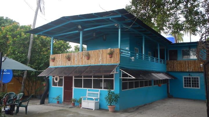 Corotu Guesthaus at Playa Blanca