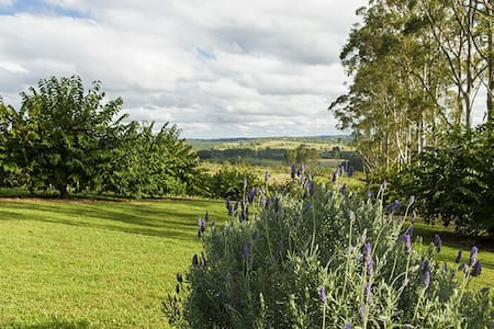 Byron Hinterland Views -The cottage - Clunes