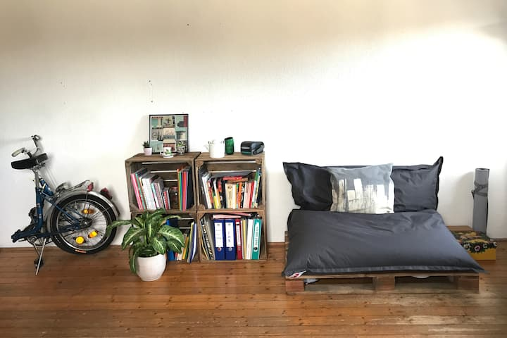 Central and cosy room in a shared flat (20sqm)