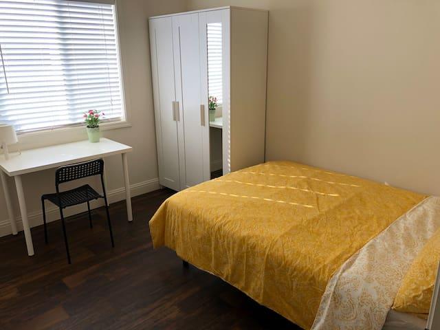 New! Private Room & Bath in Alum Rock San Jose #D