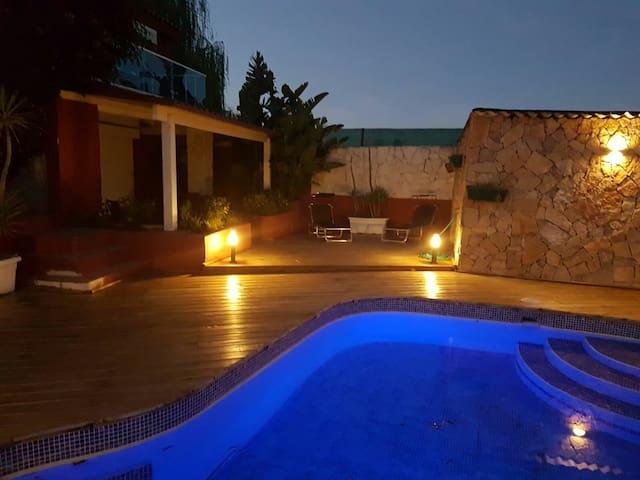 Playa de Gandia para max 4 pers. con piscina - Gandia - Departamento