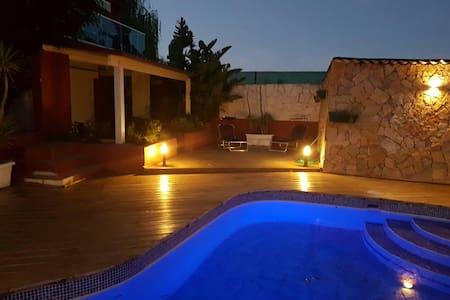 Playa de Gandia para max 4 pers. con piscina - Gandia - Pis