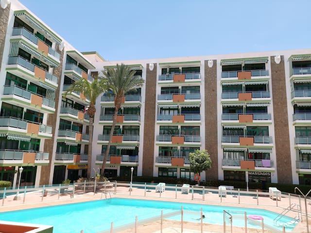 beautiful Solymar apartment close to  Dunes