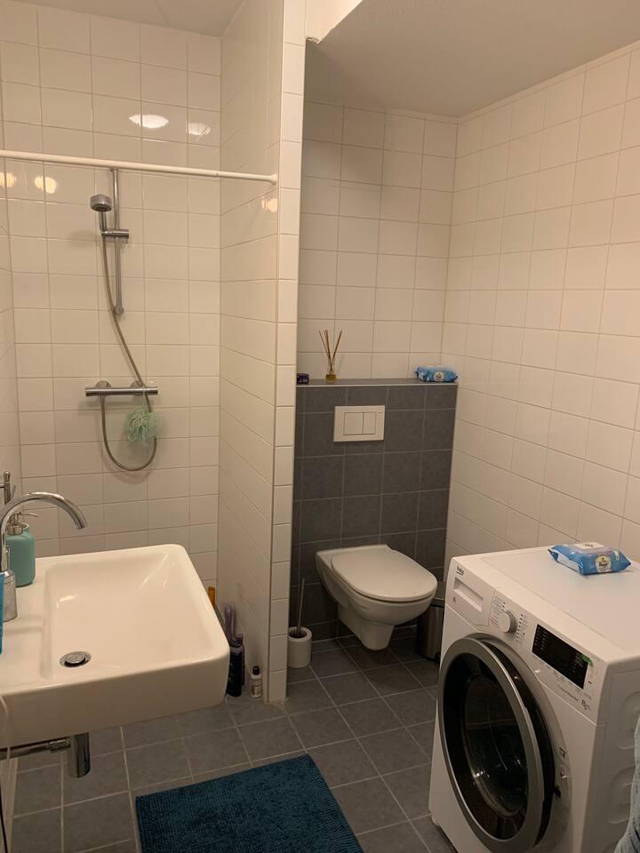 Cozy apartment in Utrecht