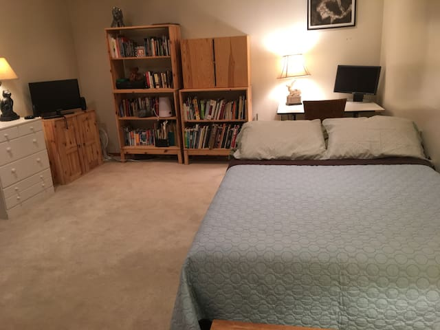 Large Room on Separate Floor