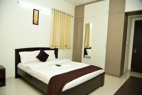 Oragadam Rooms Standard Double Room