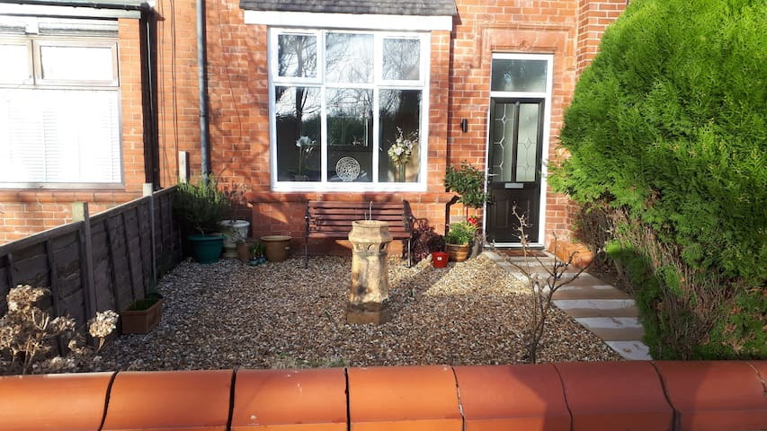 Cosy home in the heart of Ansdell