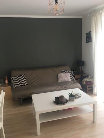 Zimmer in wunderbarer Lage in der Maxvorstadt - Munich - Appartement