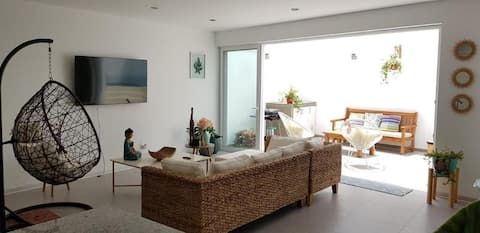 Lindo duplex en playa Santa Maria con piscina