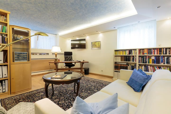 Spacious Flat in Grunewald Villa