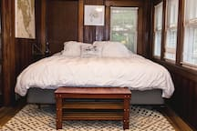 New Comfortable King Bed- Bedroom