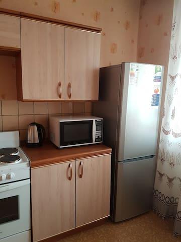 Уютная квартира на юге Москвы в 3 минутах от метро