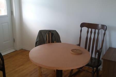 Chambre privé dans un élégant appartement - Sherbrooke - Apartment