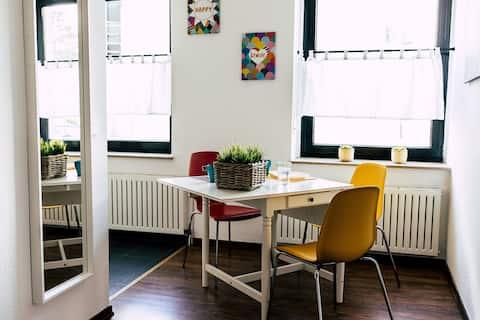 Moderne Studio-Wohnung mit allem Komfort in Düren