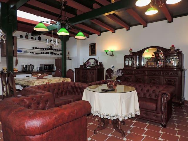 Stilvolles Ferienhaus in Wernigerode im Artdeco