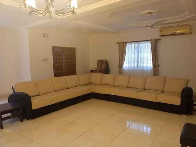 Luxury House  4 Bedroom  Ensuite, Santasi, Kumasi